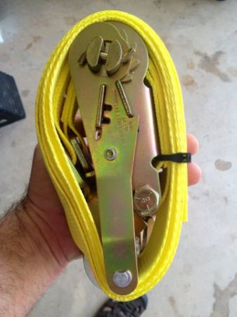 NEW Ratchet Straps - Heavy Duty - $30 (NWSA Helotes)