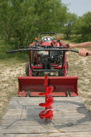 TWO MAN POST HOLE DIGGER - $475 (S.A.TX.)