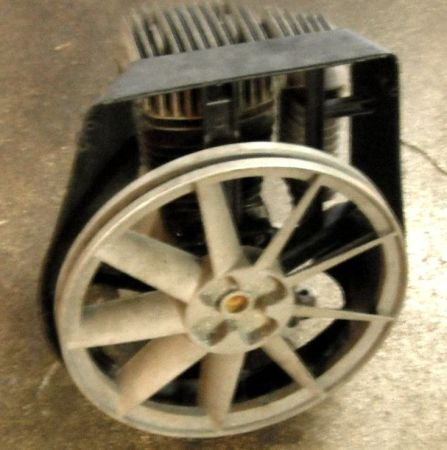 Air Compressor Parts electric motor compressor pump (old Craftsman) - $45