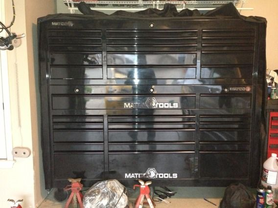 Matco triple bay tool box - $4500 (Garage)