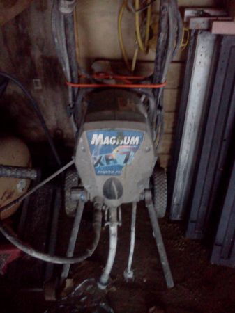 Gracro XR7 Paint sprayer - $200 (New Braunfels)