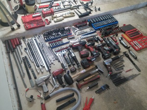 Technician Tool Set  - $4800 (San Antonio)