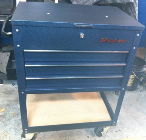 Snap-On Roll Cart - $525 (Southeast SA)