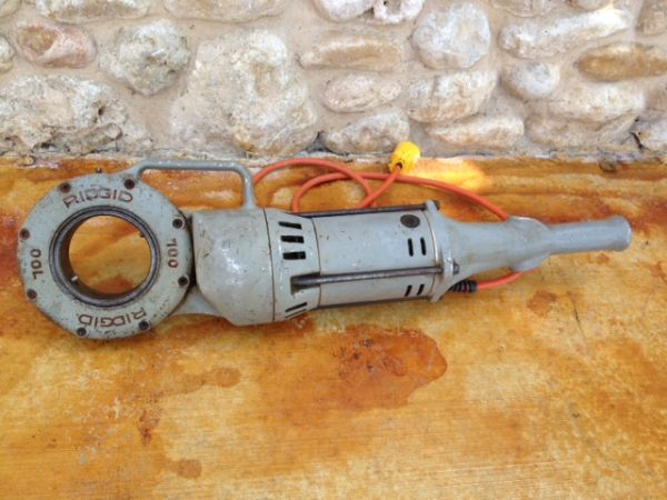 Ridgid Pony Threader like new - $675 (San Antonio, TX )