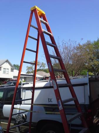 12 werner ladder - $150 (nwsa)