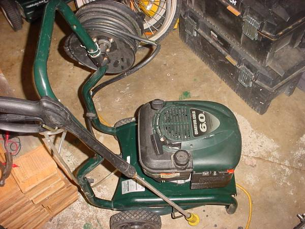 Pressure Washer (Craftsman) - $160 (OConnor 35 N.East)