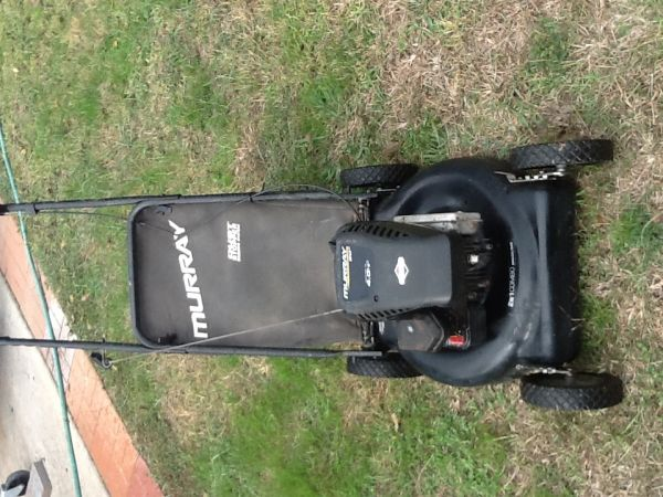 20 Inch Murray Lawn Mower : Murray inch lawn mower for sale