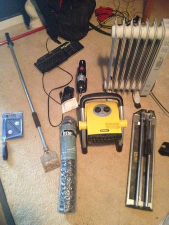 lot of tools for sale - $1 (78209)