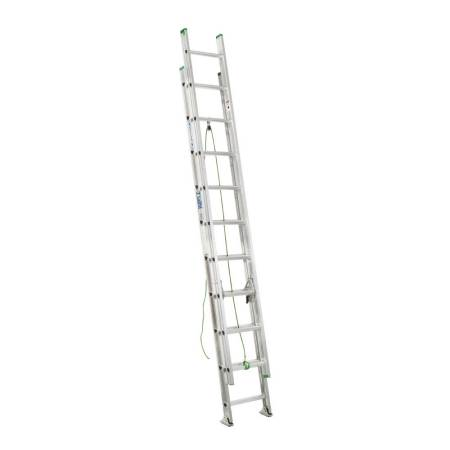 Werner 20-ft Aluminum Extension Ladder - $100 (Woodstone Drive and Vance Jackson Rd.)