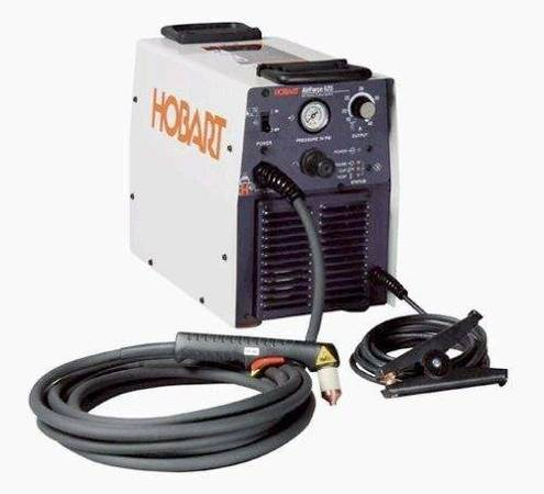 HOBART AIRFORCE 625 and ICE-40C TORCH PLAZMA CUTTER - $2995 (Lakehills, Tx)