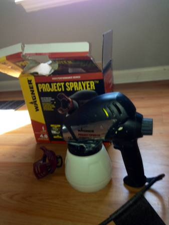 Wagner Paint Sprayer - ONLY USED ONCE - $40 (Northwest San Antonio)