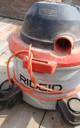 Ridgid ShopVac - $15 (E. Central Bexar County)