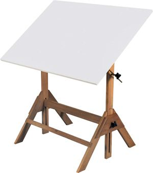 Drafting table by Hamilton Industries - $125 (La Vernia, TX)