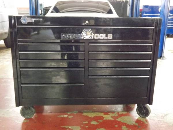MATCO TOOL BOX NORTWEST - $2200 (NORTWEST)