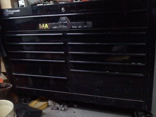Matco two bay tool box - $1200 (Castle Hills)