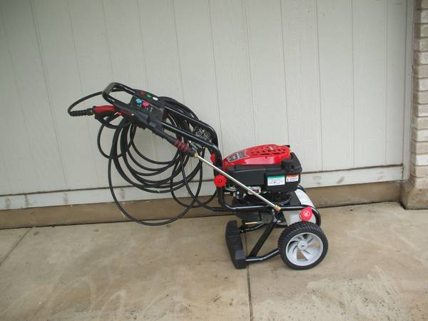 TROYBILT XP 2800 PSI PRESSURE WASHER (NEW) - $275 (NW Near Sea World)
