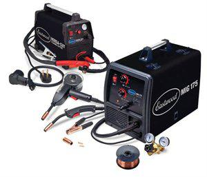 950  Mig 175 Welder and Versa Cut 40 Plasma Cutter Free Shipping