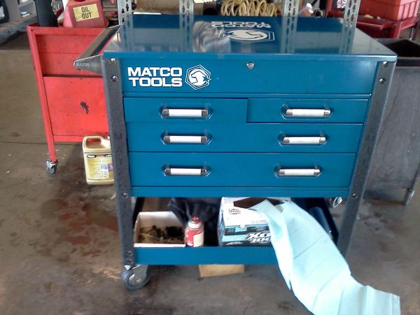 tool box - $300 (northeast)
