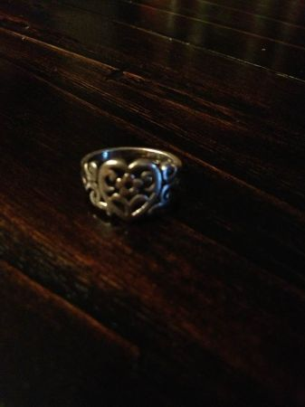 James Avery heart ring - $50 (281 North)