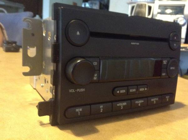 ( FORD RADIO CD 6CD MP3 ) FACTORY STOCK OEM - $100 (SEE ADD MANY RADIOS )