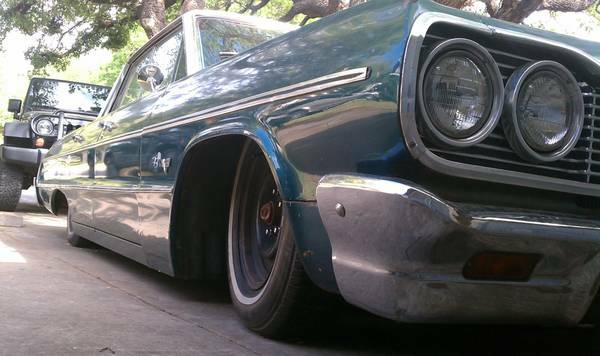 64 Impala stuff - 1964 Chevy parts - TRIM, SPRINGS, ETC - ALL FOR $50 - $50 (Southwest Side - by Lackland)