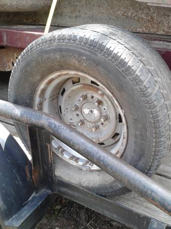 CHEVY 15 INCH (6 LUG) RALLY RIMS FOR SALE OR TRADE $200 (SOUTH SA)