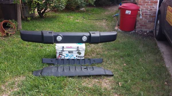 jeep jk bumper price drop - $80 (nw san antonio)
