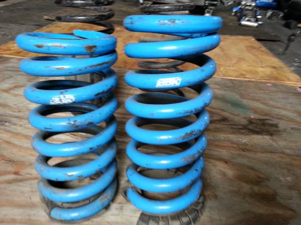 BBK lowering springs - $50 (San Antonio)