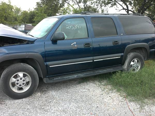 02 ls suburban parting out. - $1 (ss)
