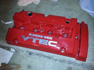 H22 H23 F22 Honda vtec Valve cover prelude - $60 (NW)