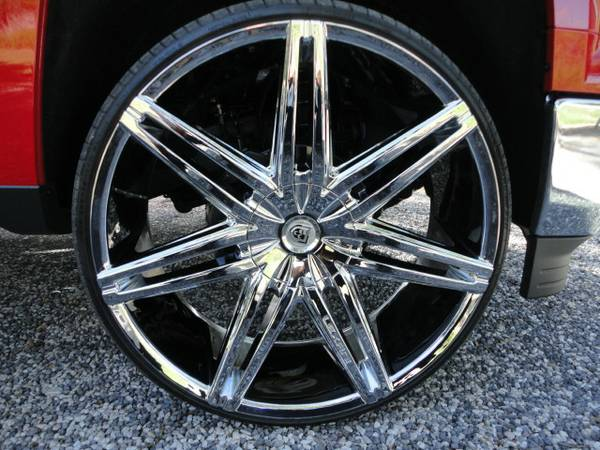 28 inch lexani johnson 2 rims and tires - $4 (smtx)