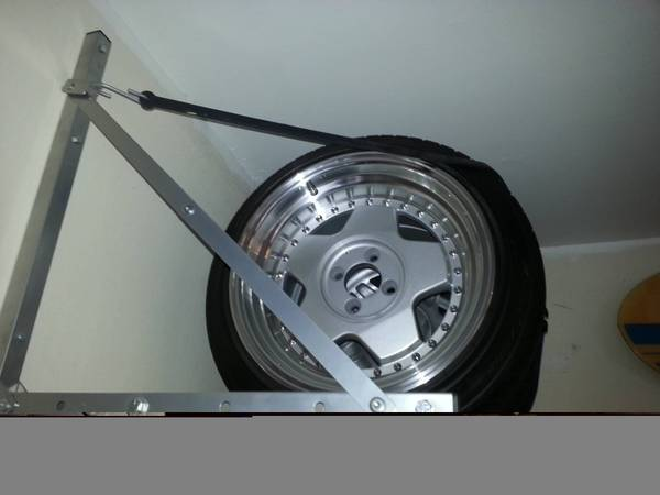 RIMS tires deep dish polished lip 16 inch 4x100 bolt pattern. - $600 (NW San Antonio)