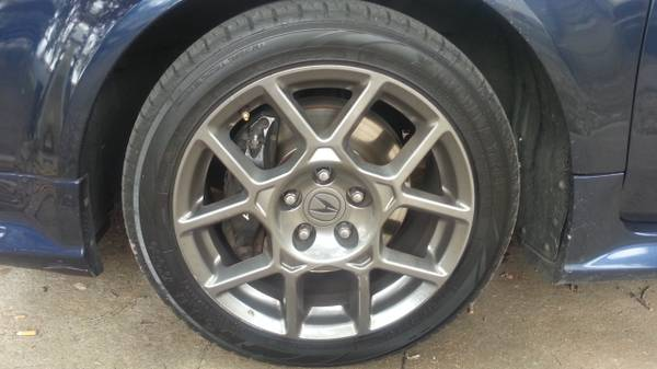 07 - 08 Acura TL Type S wheels with new Yokohama tires - x0024450 (san antonio )