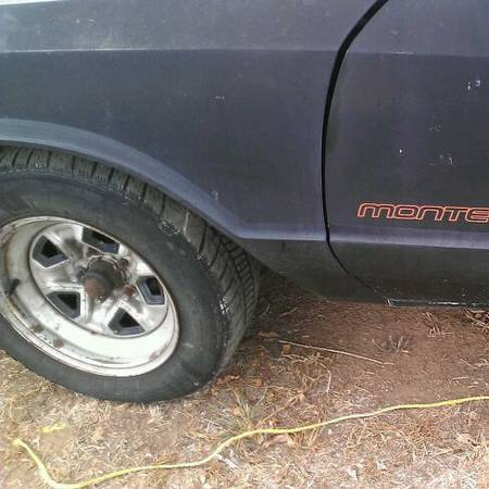 15 INCH CHEVY (5 LUG) RALLY CAR OR S10 RIMS FOR SALE OR TRADE $115 (SOUTH SA)
