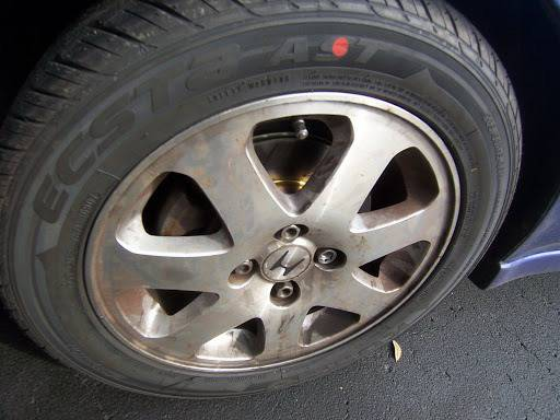 WTB Civic Si Rims (2) WTT GSR Blades  Twist (2) (78225)