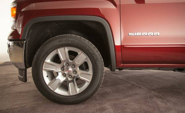 2014 20 GMC Wheels - $2000 (Houston)