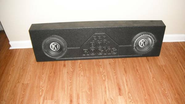 Sub box Probox wsubs - $200 (San Antonio)