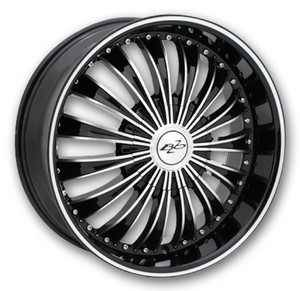 22 bzo rims with tires - $800 (160490)