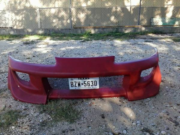 1995 - 1999 Eclipse BODY KIT 4 pcs - $150 (San Antonio)