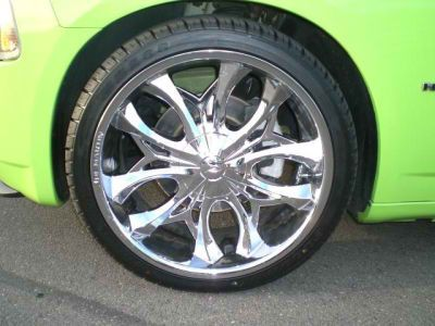 22 Chrome Rims for sale - $1900