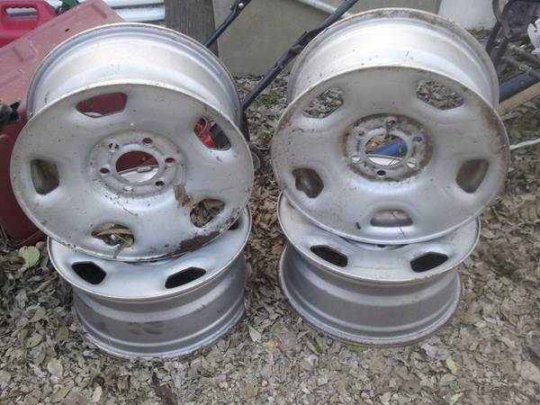 Ford F150 17 RIMS - $250 (San Antonio)