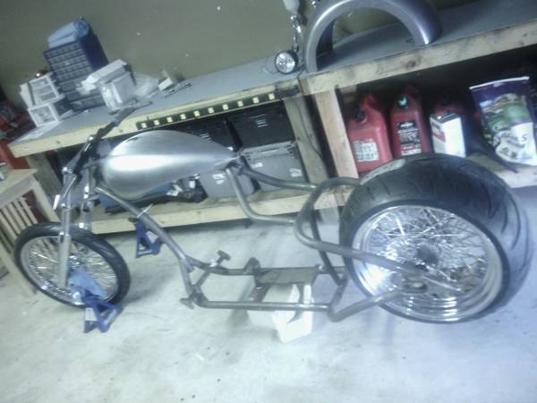300 pro street rolling chasis for k5 rims tires - $5000 (san marcos)