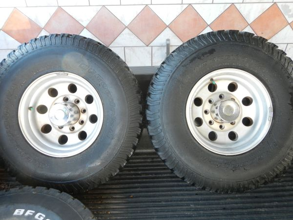 Tires and rims - $500 (San Antonio)