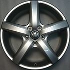 1K0601025AE Set of 4 17 VW Jetta OEM Rims - $400
