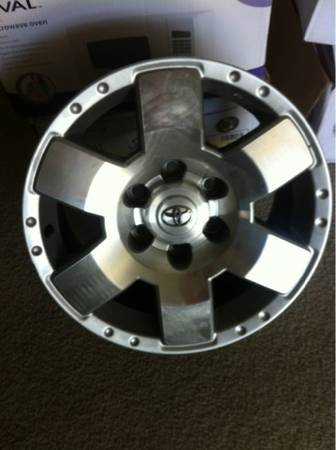 Stock Factory Toyota rims - $250 (Schertz)