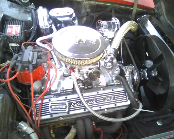 new corvette h.p.350 motor - $3000 (houston)