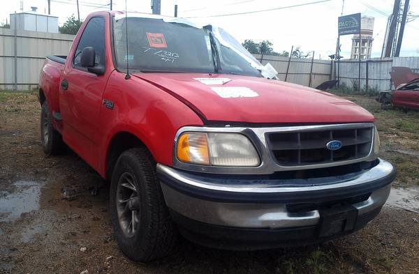 Parting out 1997 Ford F150 - $1 (Somerset rd)