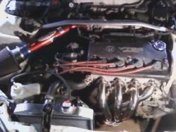 honda civic motor swap - $500 (san antonio)