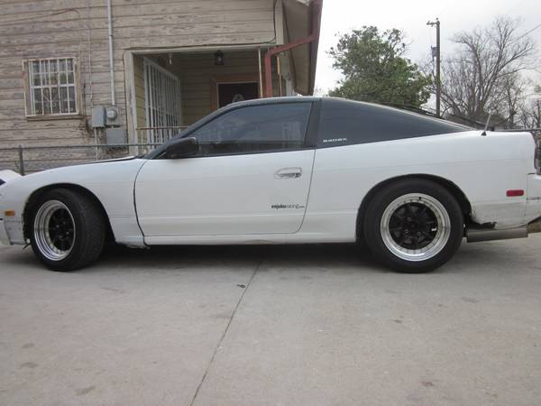 WTT my 240sx for a Honda - $3000 (south sa)