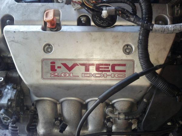 K20A2 ENGINE -reduced- - $1400 (1604)